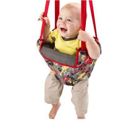 Прыгунки отличная забава для ребенка