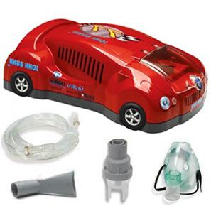 Ингалятор в виде игрушки, предназначен специально для маленьких детей