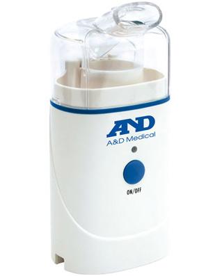 Ультразвуковой ингалятор-небулайзер для детей