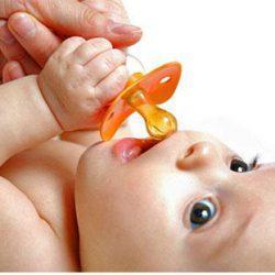 Как лучше всего отучить ребенка от соски (пустышки)