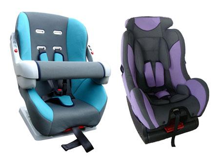Кресло автомобильное для перевозки маленьких детей