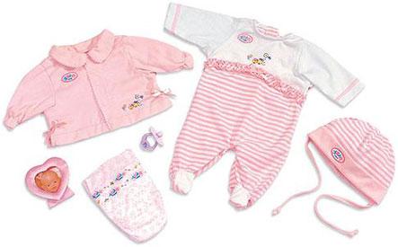 одежда необходимая новорожденной девочке