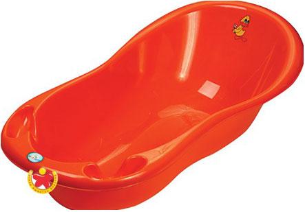 Обычная ванночка для купания новорожденного