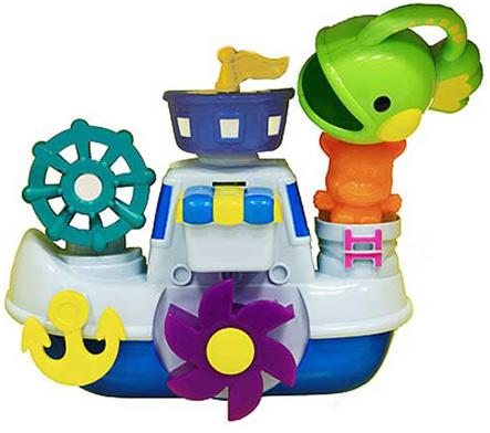 Каскадная игрушка для купания