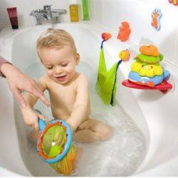 Игрушки для купания. Выбираем правильно