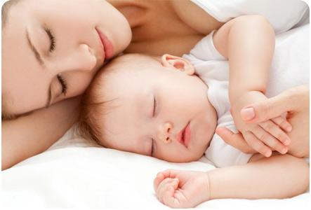 Совместный сон с любимой мамой
