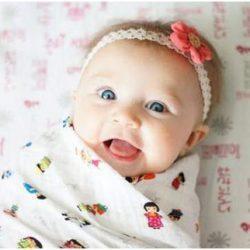 Детские пелёнки для новорожденных. Какие они и для чего?