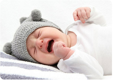 Ребенок сильно плачет во сне