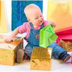 Что подарить на 1 год мальчику? Варианты подарков для годовасика