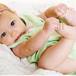 Развитие 4 месячного малыша