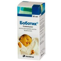Боботик для новорожденных малышей. Инструкция по применению