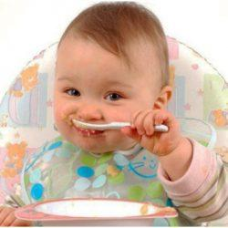 Питание малыша в 10 месяцев