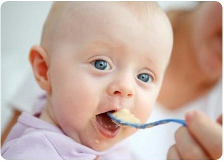 Введение прикорма 6 месячному ребенку