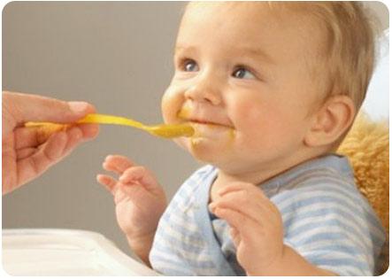 Питание 8 месячного малыша