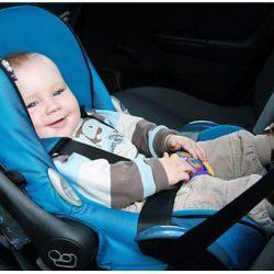 Как правильно перевозить детей в авто