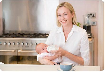 Искусственное вскармливание малыша 2 месяцев