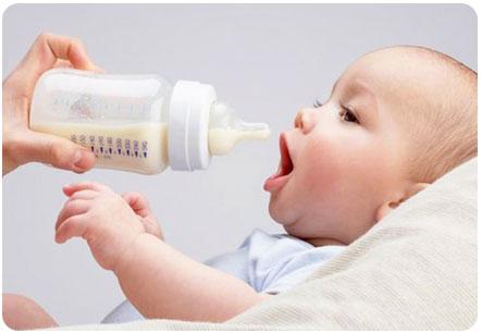Искусственное вскармливание 4 месячного ребенка