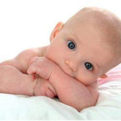 Дневное расписание для малыша в 4 месяца