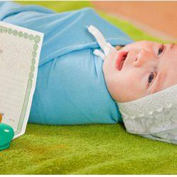 Куда обращаться для получения свидетельства о рождении малыша? И Что нужно при себе иметь?