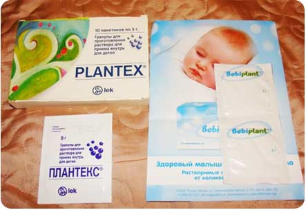 "Комплектация препарата ""Плантекс"""