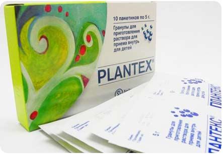 Препарат плантекс для новорожденных и старше