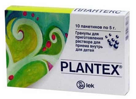 Плантекс - отличное средство от колик у новорожденных