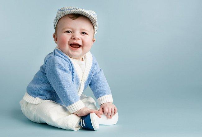 8 месяцев малышу