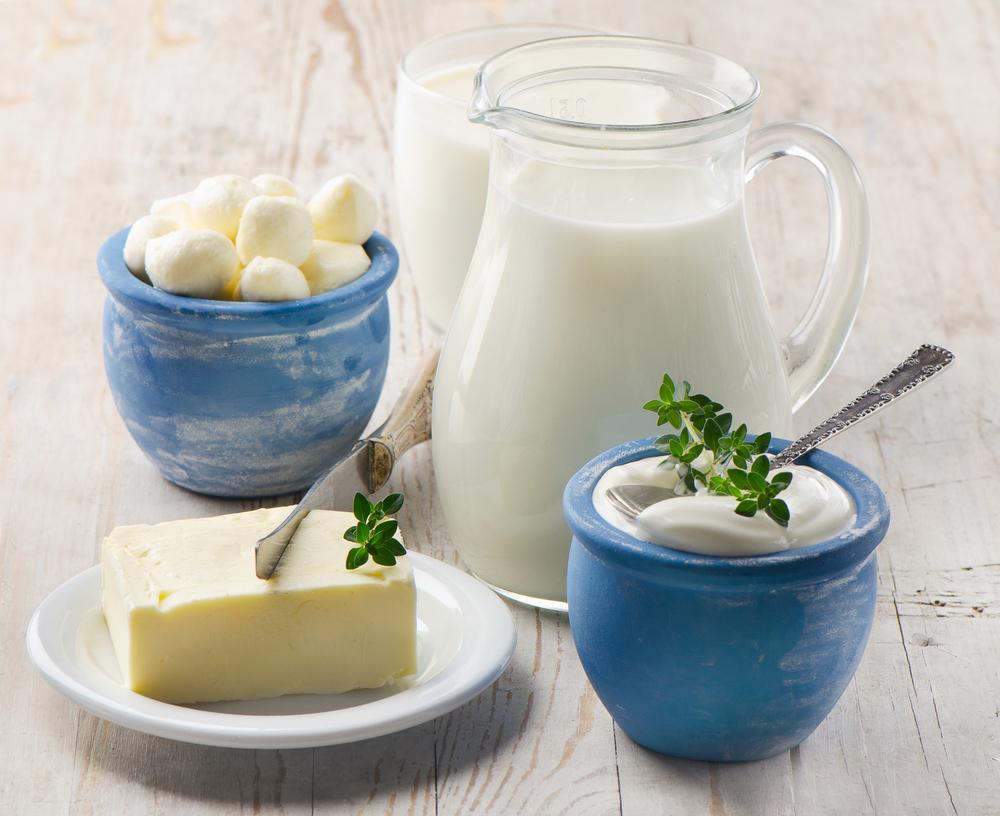 Беременным необходимо употреблять молочные продукты