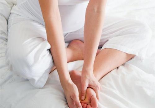 Боль в ногах у беременных