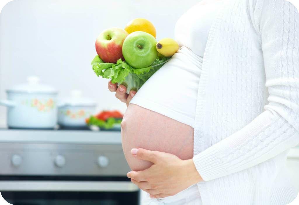 Фрукты полезны для здоровья малыша