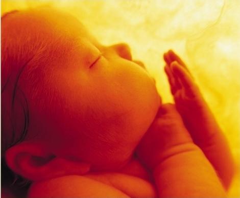 Малыш на 38 неделе беременности