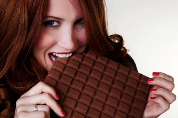 Не злоупотребляйте шоколадом в период ГВ