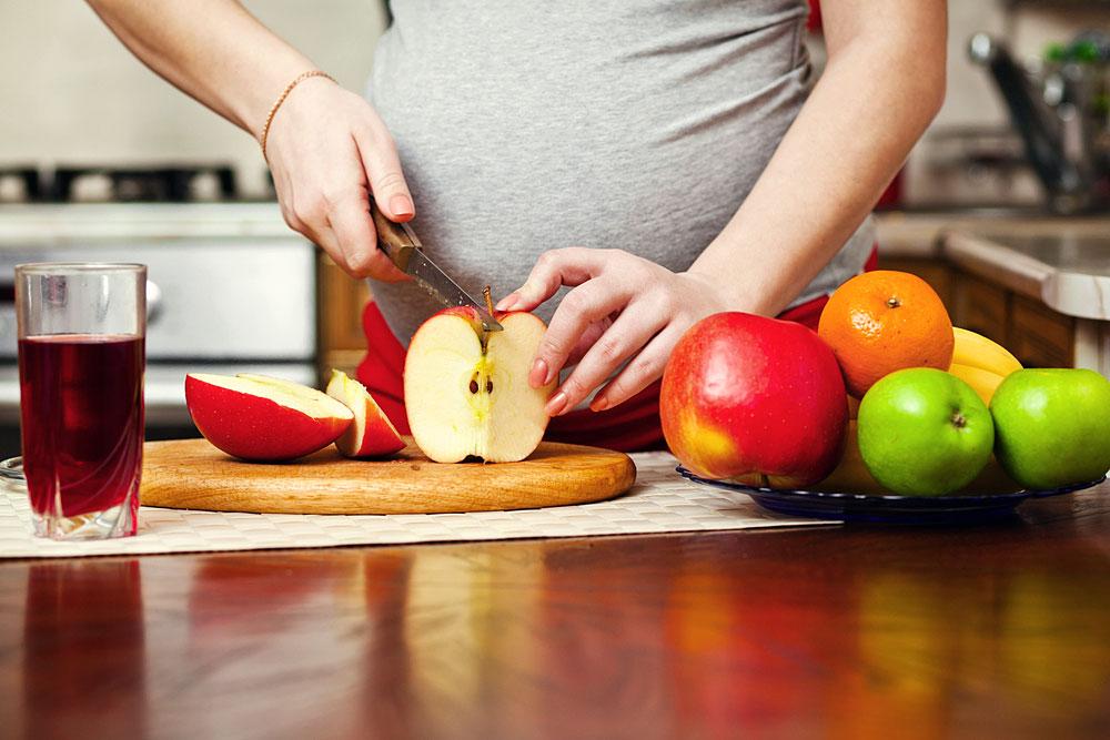 Овощи и фрукты можно есть сколько хочется