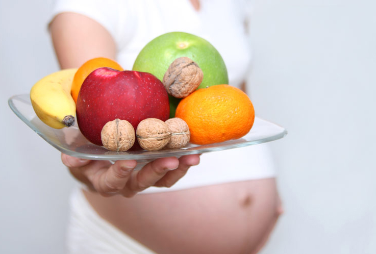 Питание будущей мамы