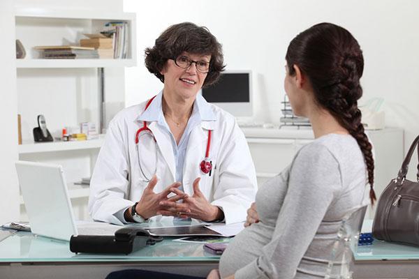 Посетите врача-гинеколога
