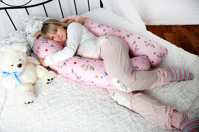 Приобретите подушку для беременных