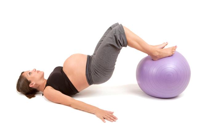 Упражнения для беременных от отеков ног