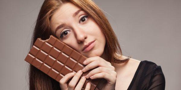 Влияние шоколада на здоровье мамы