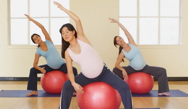Запишитесь на курсы для беременных