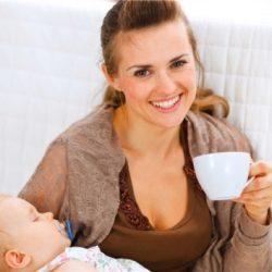 Можно ли кофе кормящей маме или все о правильном питании мамы