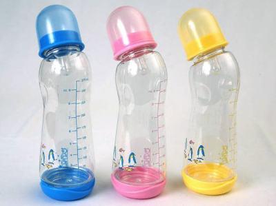 Бутылочка антиколиковая с силиконовой соской