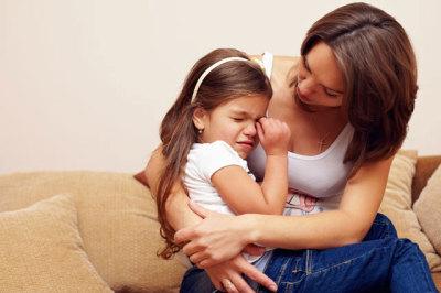 Что нужно делать, чтобы успокоить ребенка