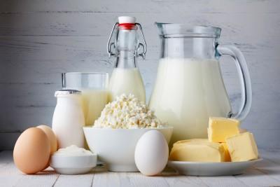 Добавляем молочное в рацион