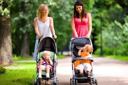 Избавиться от нервозности помогут прогулки