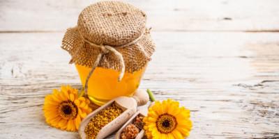 Как есть мед