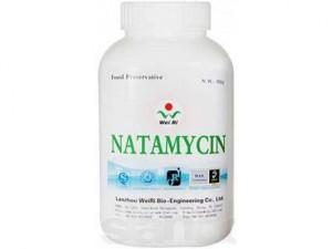 Натамицин (свечи или таблетки)