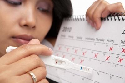 Определяем срок беременности по последним месячным
