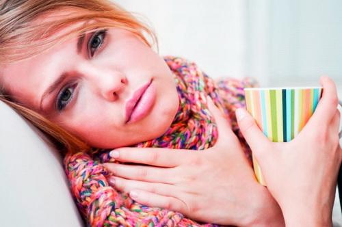 Особенности лечения горла при лактации