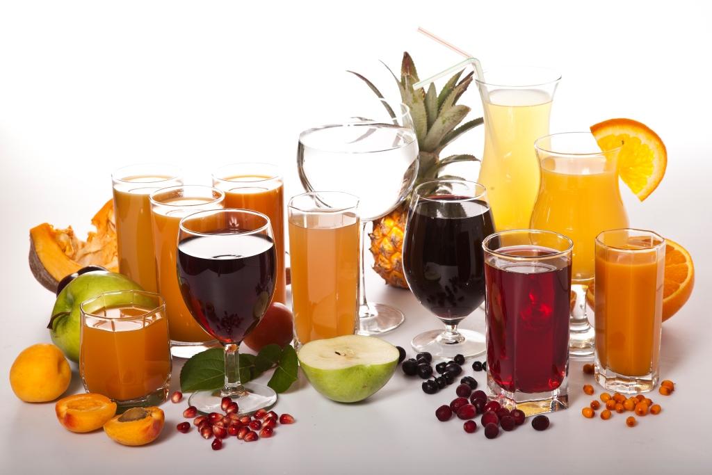 Пейте много разных жидкостей