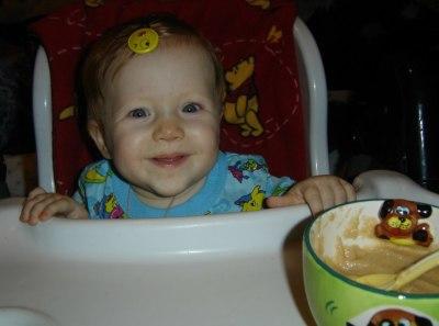 Первый прикорм вводится не ранее 4-6 месяцев от рождения